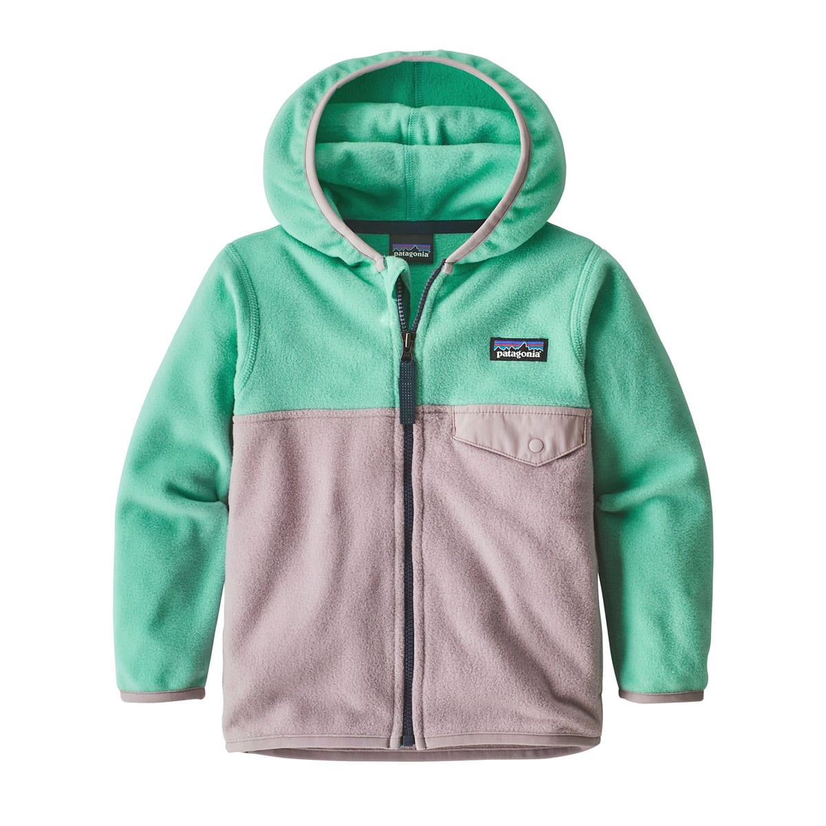 Patagonia Baby Micro D Snap T Jacket Fleece Kids 2019