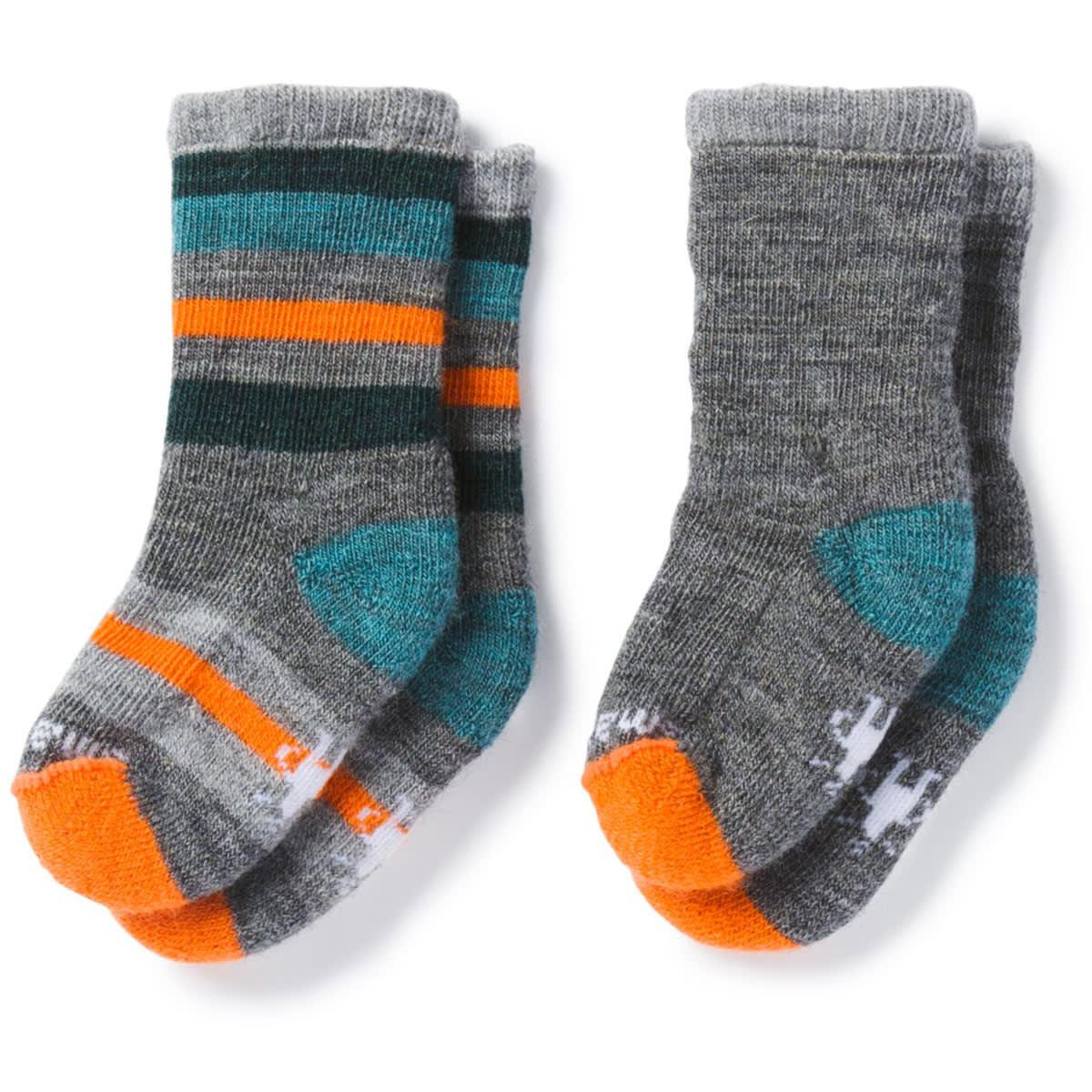 Smartwool Toddler Sock Sampler 2 Pack Socks Kids
