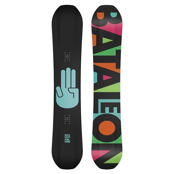 Bataleon Fun.Kink Snowboard W/ Switchback Fun.Kink