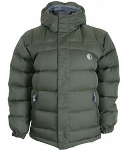 Black Dot Runt Junior Snowboard Jacket