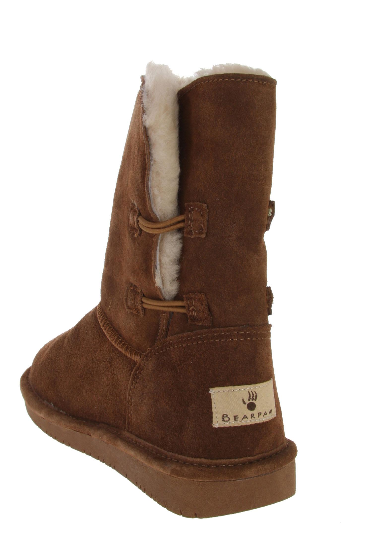Bearpaw Abigail 8 Inch Street Boots Womens