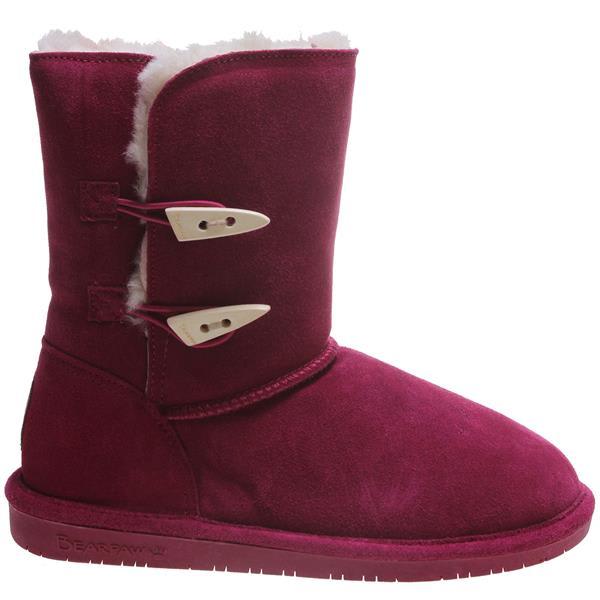 Bearpaw Abigail Boots Pom Berry U.S.A. & Canada