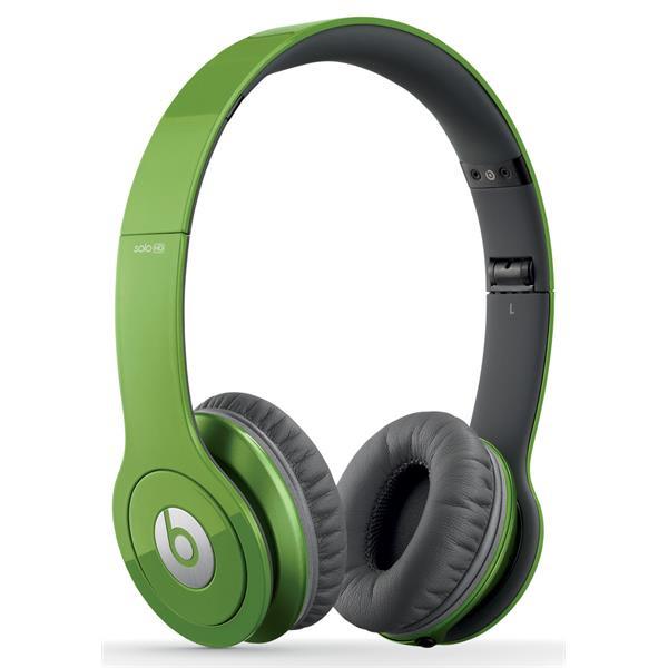 Beats Solohd Headphones Green U.S.A. & Canada