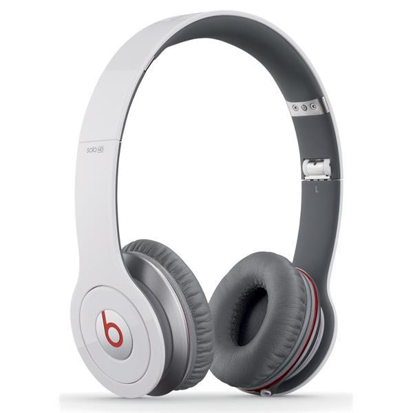 Beats Solohd Headphones White U.S.A. & Canada