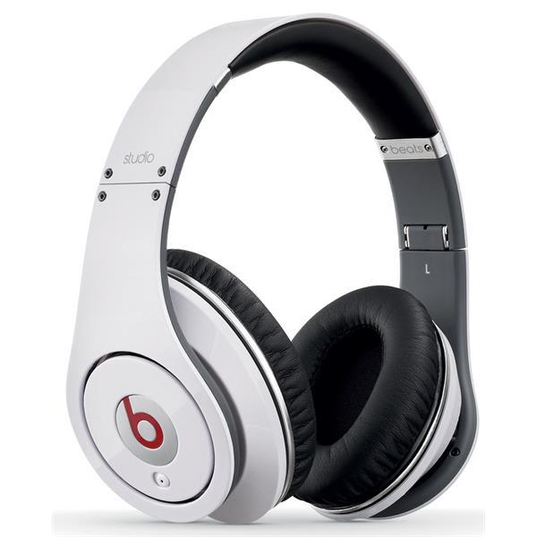 Beats Studio Headphones White U.S.A. & Canada