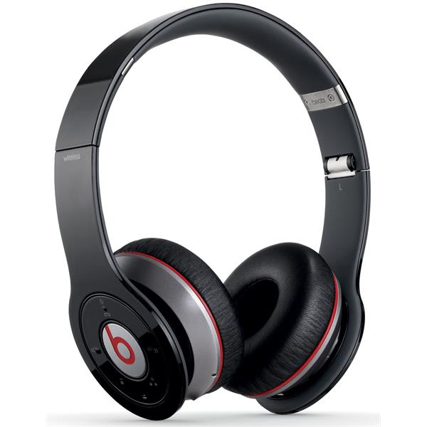 Beats Wireless Headphones Black U.S.A. & Canada