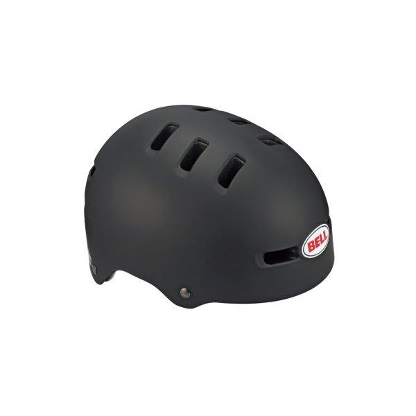 Bell Fraction Bike Helmet Matte Black U.S.A. & Canada