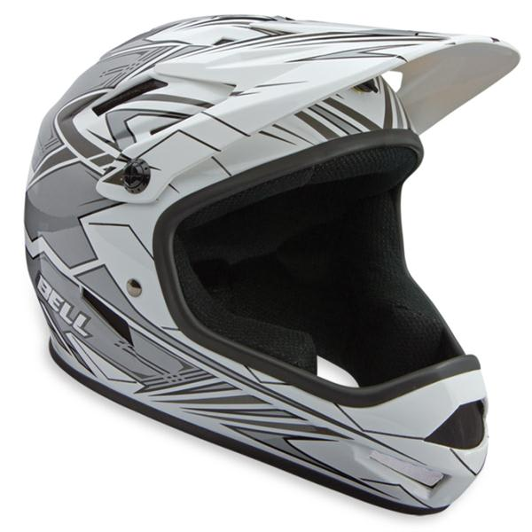 Bell Sanction Bike Helmet White / Silver U.S.A. & Canada