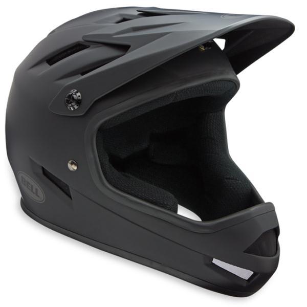 Bell Sanction Bike Helmet Matte Black U.S.A. & Canada