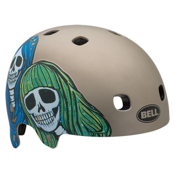 Bell Segment Bike Helmet Matte Titanium Taylor Reeve Afterparty U.S.A. & Canada