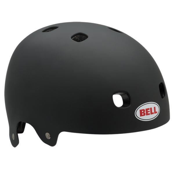 Bell Segment Bike Helmet Matte Black U.S.A. & Canada