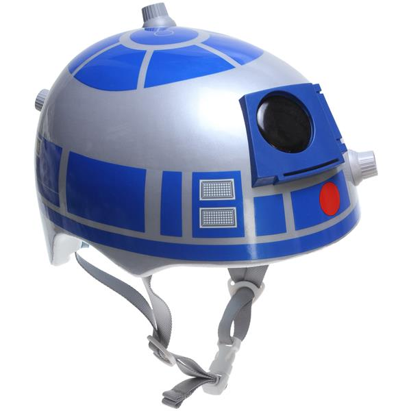 Bell Star Wars 3D R2D2 Toddler Multisport Bike Helmet - Kids