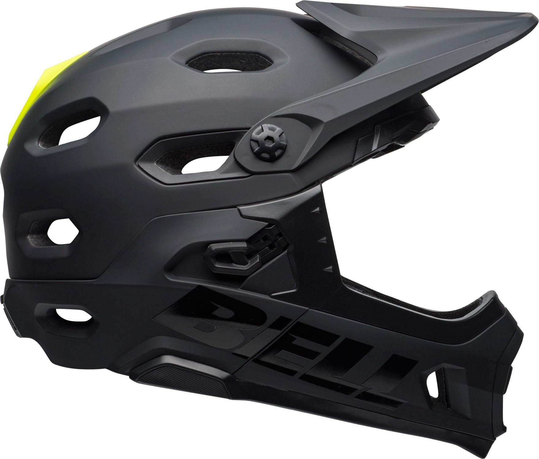 bell super dh mips bike helmet 2018. Black Bedroom Furniture Sets. Home Design Ideas