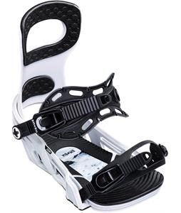 Bent Metal Joint Snowboard Bindings