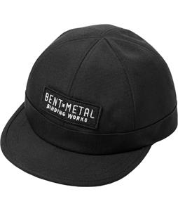 Bent Metal Welder Cap