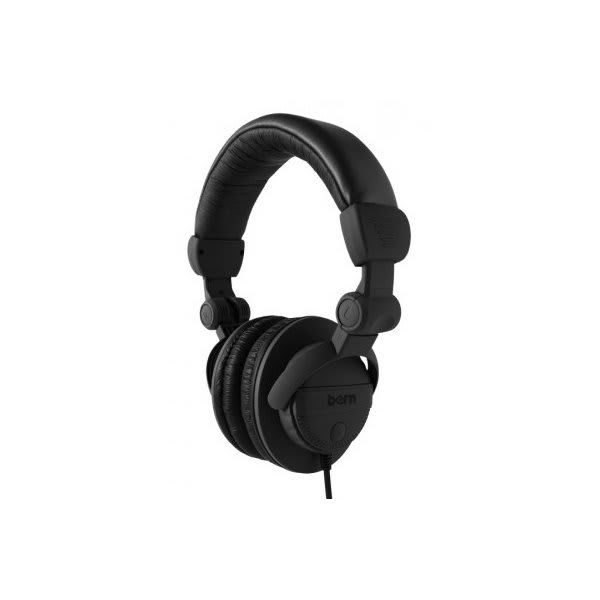 Bern Dj Style Headphones Black U.S.A. & Canada