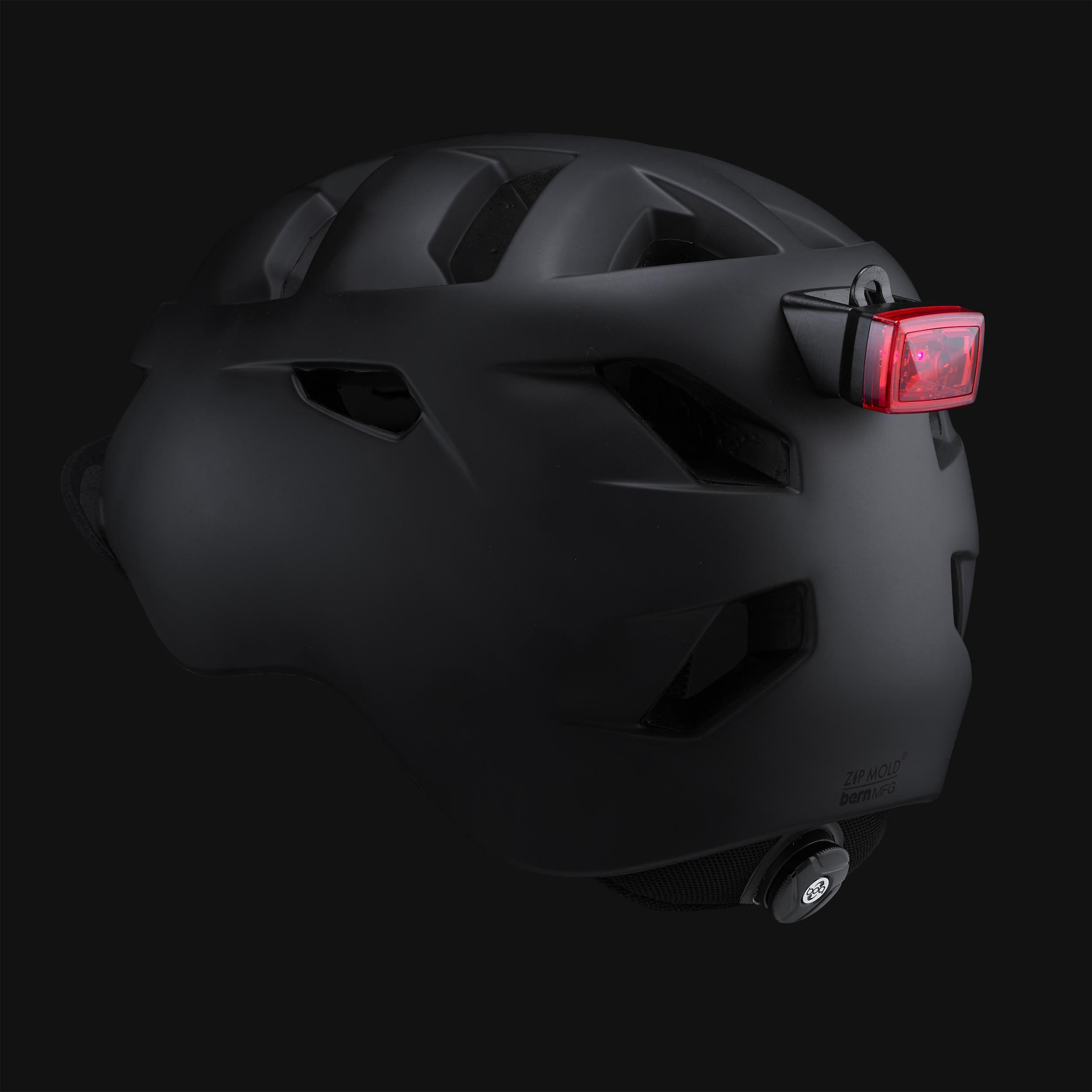 Bern Quickmount Asteroid Helmet Light