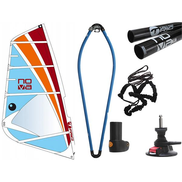 Bic Nova Windsurf Rig 4 5M U.S.A. & Canada