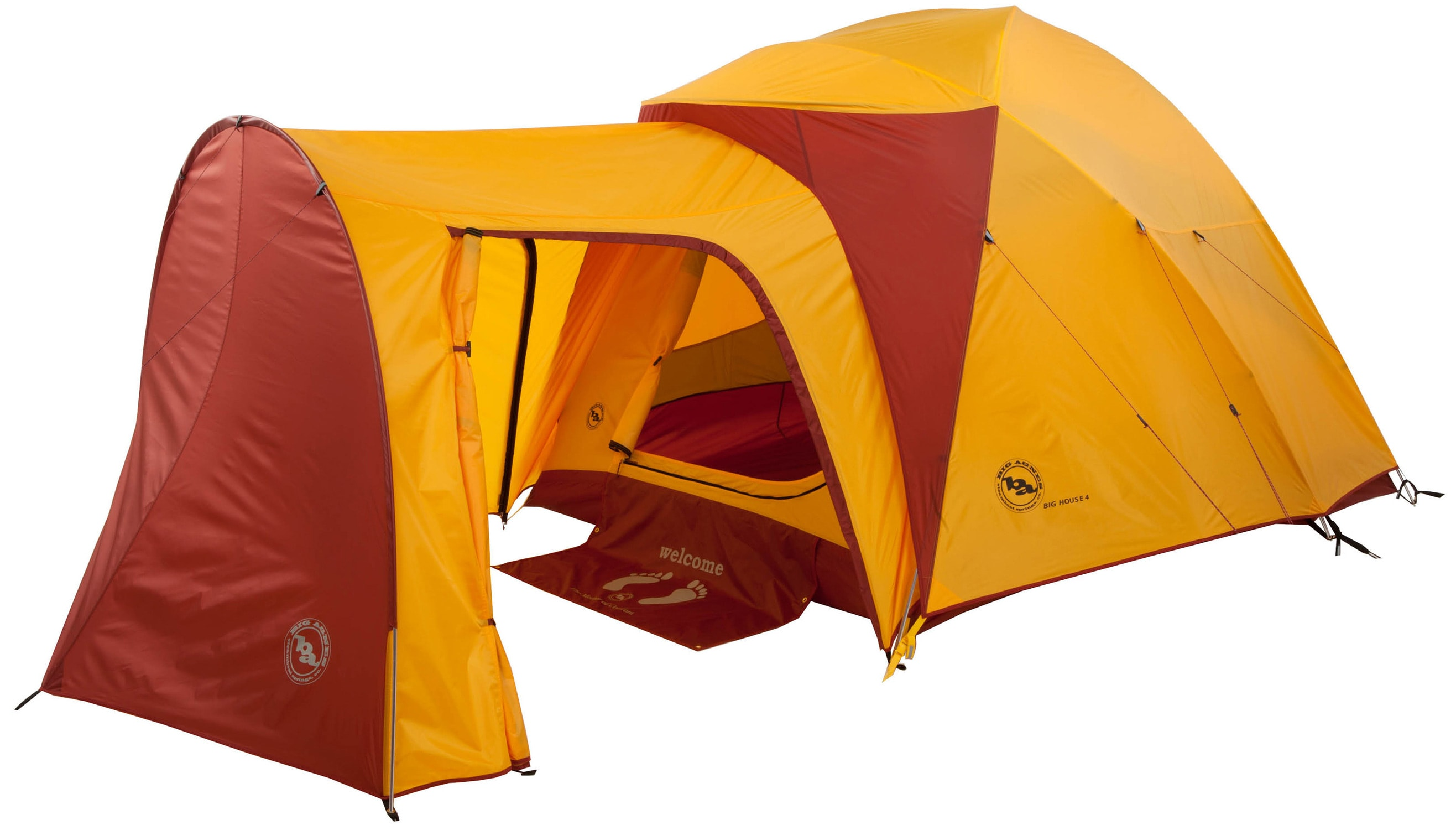 Big Agnes Big House 4 Tent - thumbnail 1  sc 1 st  The House & On Sale Big Agnes Big House 4 Tent up to 60% off