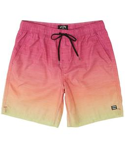 Billabong All Day Fade Layback 17in Boardshorts