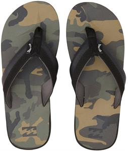 Billabong All Day Impact Print Sandals
