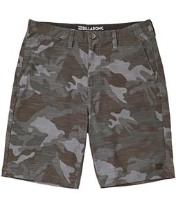 Billabong Crossfire X Slub Submersible 21in Hybrid Shorts