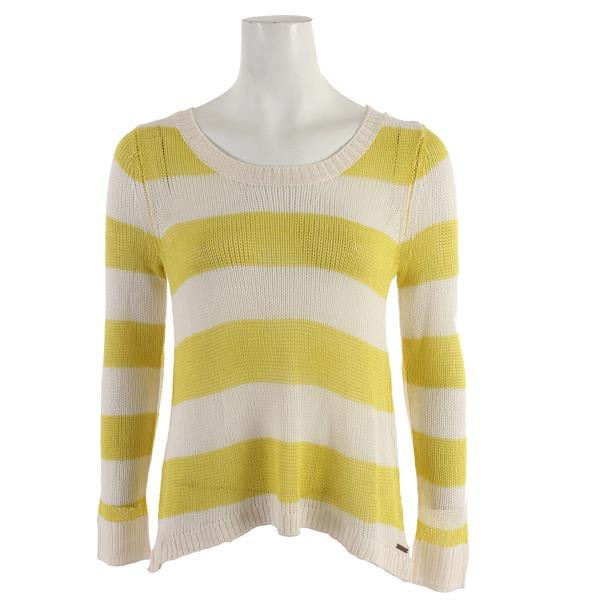 Billabong Hide Away Luv Sweater Dandelion U.S.A. & Canada
