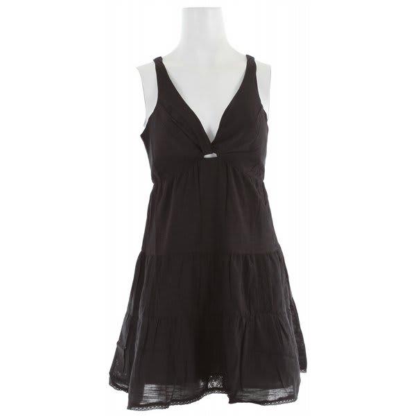 Billabong Love Bucket Dress Black U.S.A. & Canada