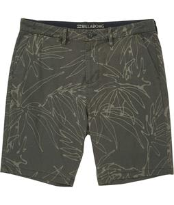 Billabong New Order x Sundays Overdye Submersible Hybrid Shorts
