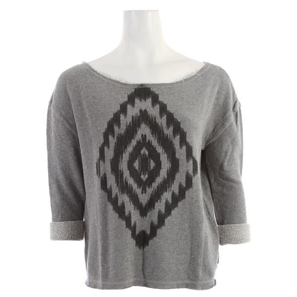 Billabong Ocean Love Sweatshirt Athletic Grey U.S.A. & Canada