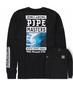 Billabong Pipe Poster L/S T-Shirt