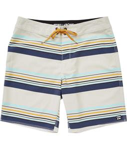 Billabong Sundays Stripe Pro Boardshorts