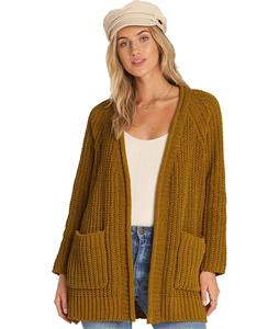 Billabong Warm Up Cardigan Sweater