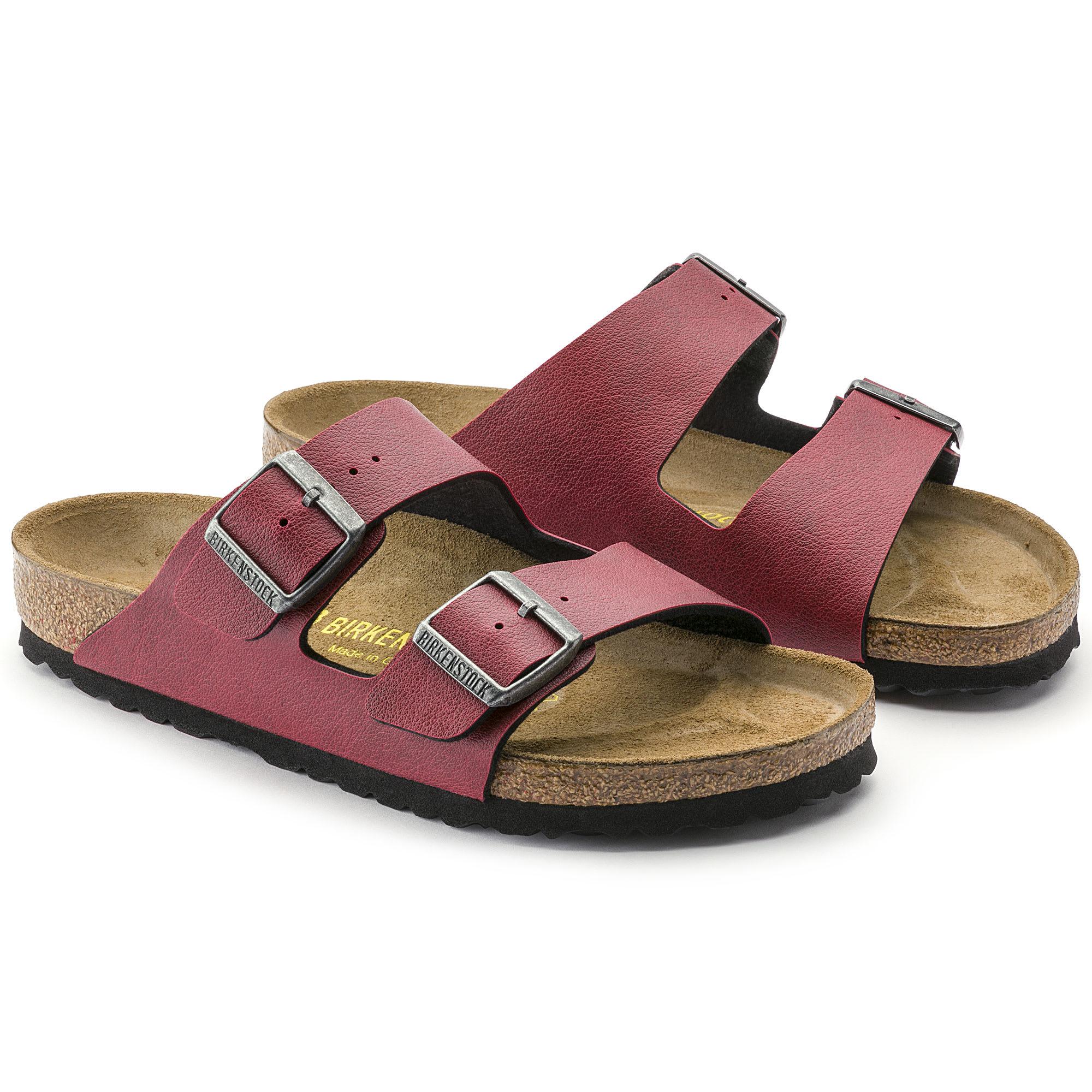 on sale birkenstock arizona sandals womens up to 40 off