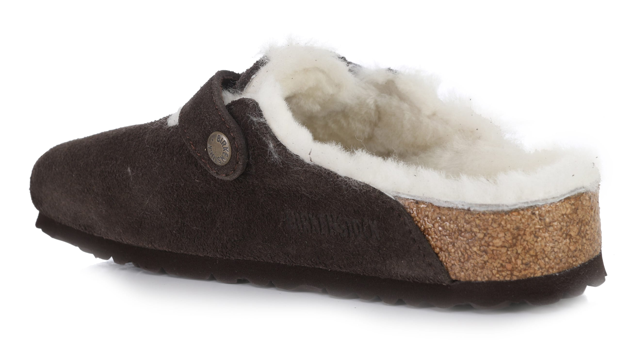 008b3fdd9c4 Birkenstock Boston Shearling Lined Clogs - Womens 2019