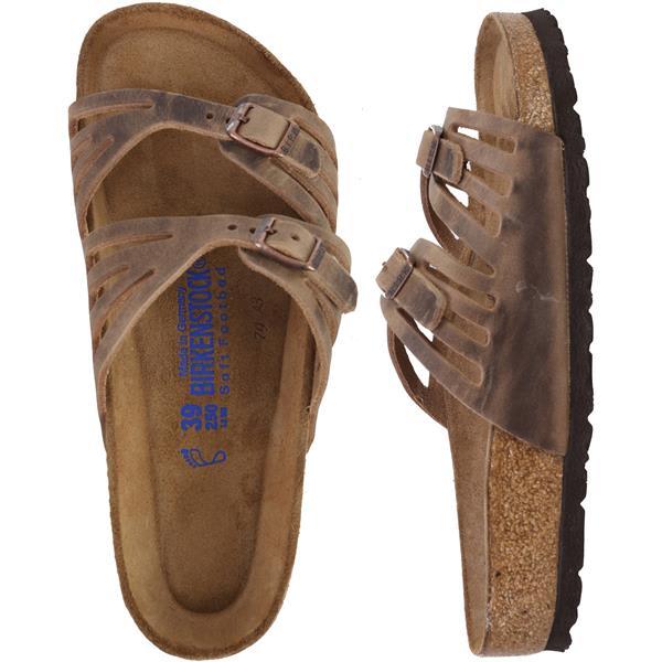268c975a8673 Birkenstock Granada Soft Footbed Sandals - Womens 2019
