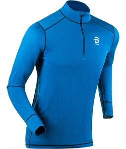 Bjorn Daehlie Half Zip TrainingWool Baselayer Top