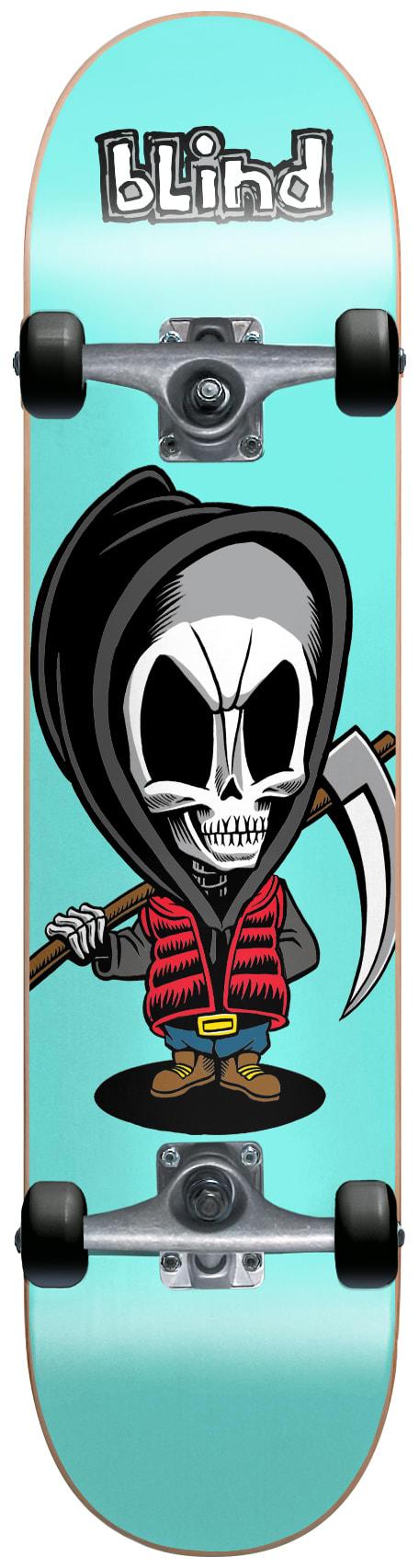 20e00ec6168e3 Blind Bone Thug Skateboard Complete - thumbnail 1