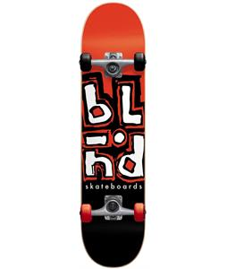 Blind Jumbled Split Skateboard Complete
