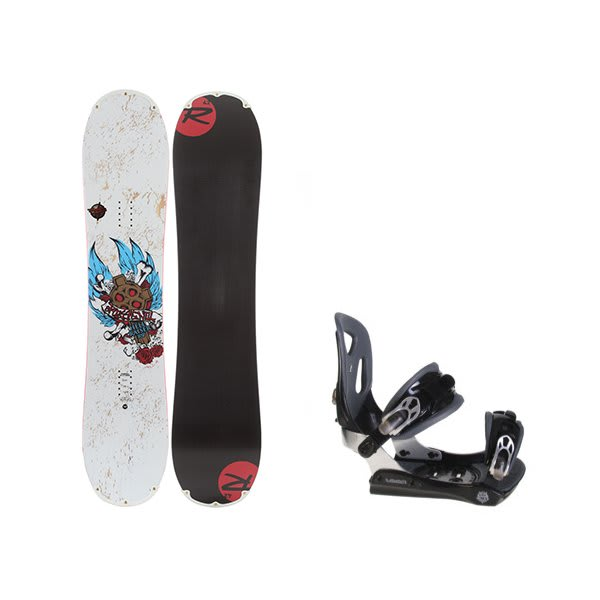 Rossignol Hellraiser Mini W / Lamar Mx30 Bindings Black U.S.A. & Canada