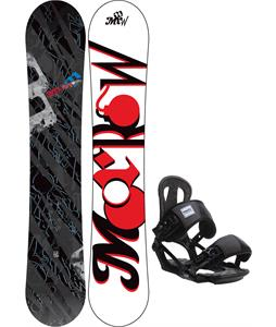 Morrow Fury Snowboard w/ Head NX One Bindings