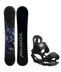Avalanche Source Snowboard w/ Head NX One Bindings