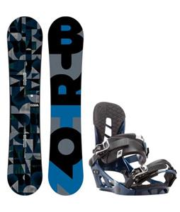 Burton Clash Wide Snowboard w/ K2 Indy Bindings