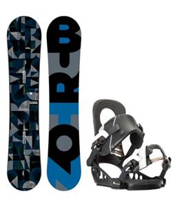 Burton Clash Wide Snowboard w/ K2 Lien FS Bindings