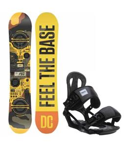 DC PBJ Snowboard w/ Head NX One Bindings