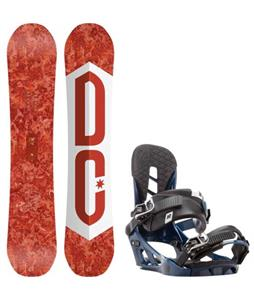 DC Ply Snowboard w/ K2 Indy Bindings