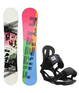 Firefly Beacon Snowboard w/ Head NX One Bindings