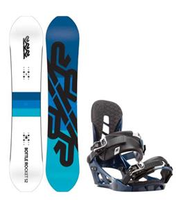 K2 Bottle Rocket Snowboard w/ K2 Indy Bindings