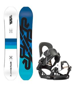 K2 Bottle Rocket Snowboard w/ K2 Lien FS Bindings