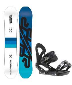 K2 Bottle Rocket Snowboard w/ Ride EX Bindings